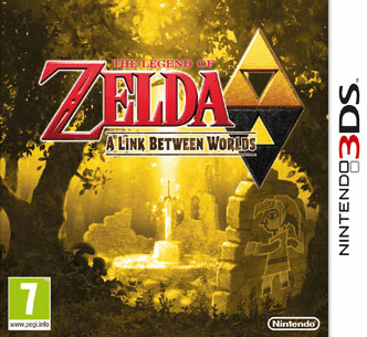 The Legend of Zelda A Link Between Worlds3DS