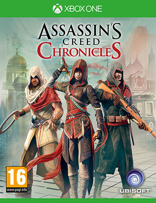 Assassins Creed Chronicles Trilogy Xbox One