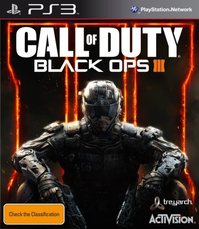 Call of Duty: Black Ops 3 III PS3