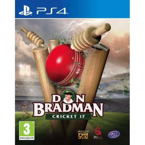 Don Bradman Cricket 17 PS4