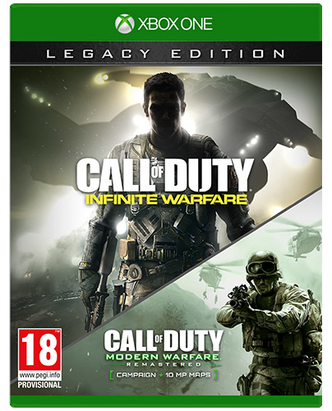 Call of Duty COD Infinite Warfare Legacy Edition Xbox One