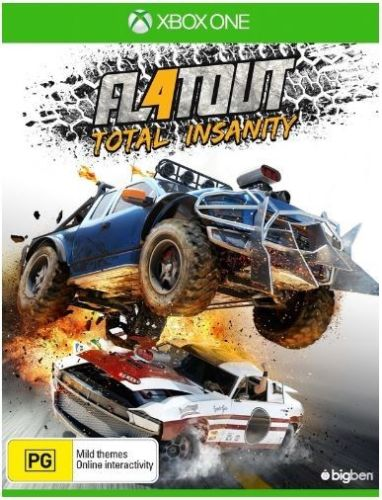 FlatOut 4 Total Insanity Xbox One