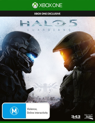 Halo V 5 Guardians Xbox One