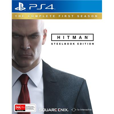 HITMAN The Complete 1st Season  SteelBook Edition PS4