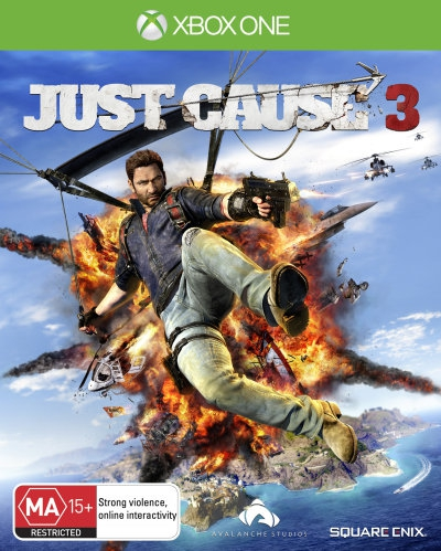 Just Cause 3 Includes Weaponized Vehicle Pack Xbox One