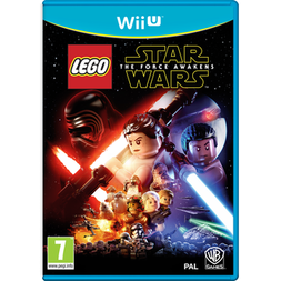 LEGO Star Wars The Force Awakens Wii U