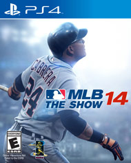 MLB 14 2014:The Show PS4