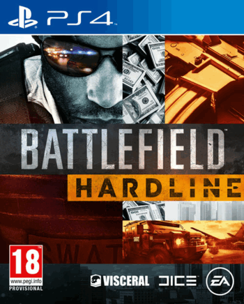 Battlefield: Hardline PS4