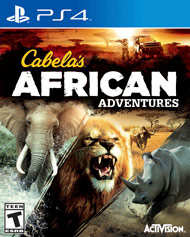 Cabela's Africa Adventures PS4