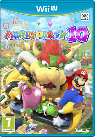 Mario Party 10 Wii U Selects