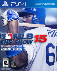 MLB 15 The Show 10th Anniversary Edition PS4