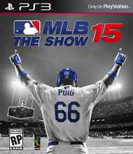 MLB 15 The Show PS3
