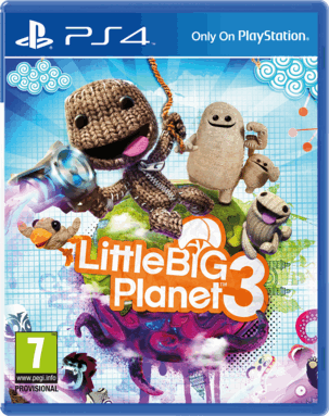 Little Big Planet 3 PS4