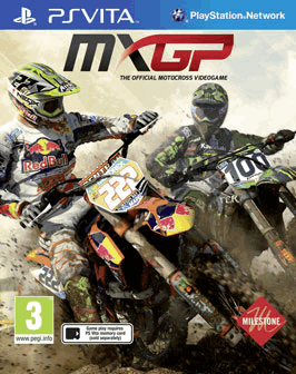 MXGP the Official Motocross Videogame PSV