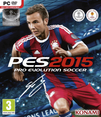 Pro Evolution Soccer PES 2015 PC
