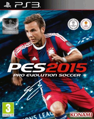 Pro Evolution Soccer PES 2015 PS3