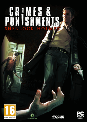 Crimes & Punishments Sherlock Holmes PC