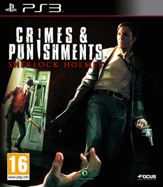 Crimes & Punishments Sherlock Holmes PS3