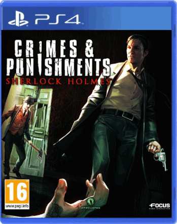 Crimes & Punishments Sherlock Holmes PS4