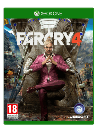 Far Cry 4 XB1