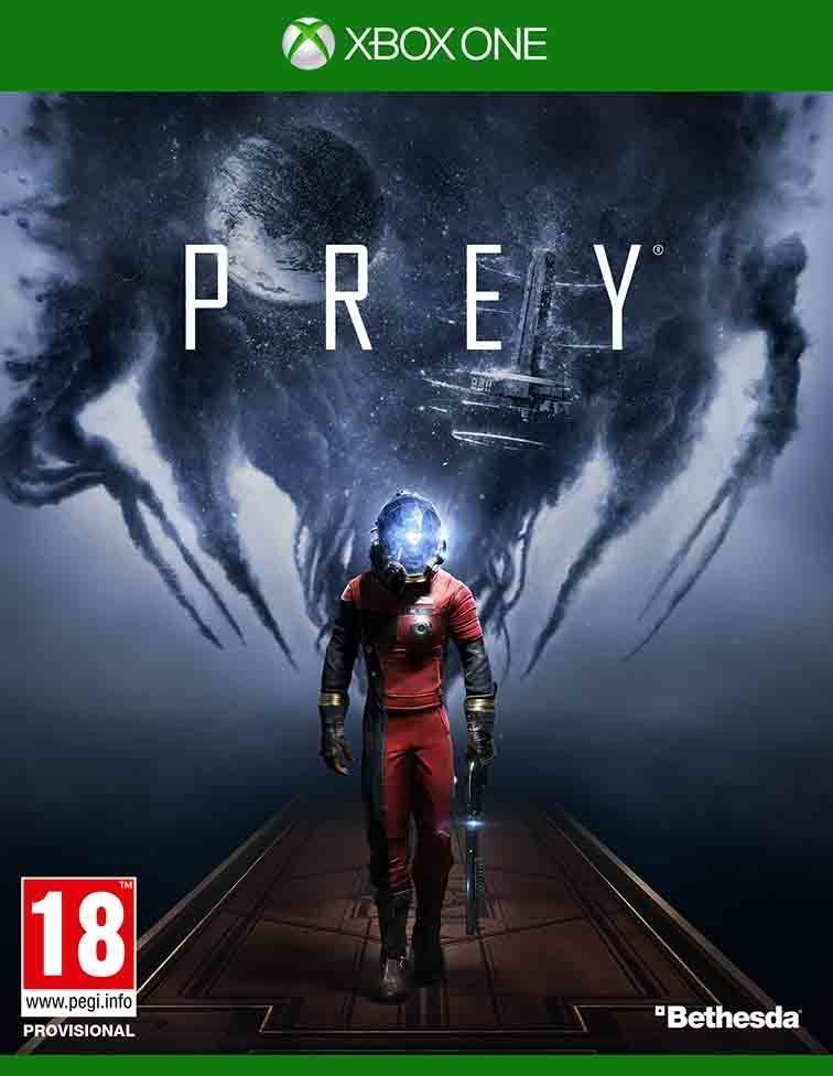 PREY Inc Cosmonaut Shotgun DLC Xbox One