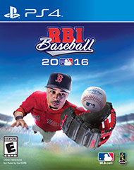 RBI Baseball 2016 PS4