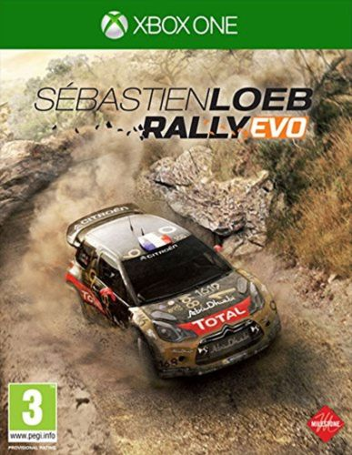 Sebastien Loeb Rally Evo Xbox One