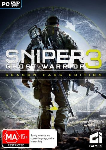 Sniper Ghost Warrior 3 Season Pass Edition PC