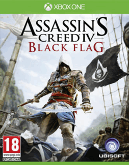 Assassin's Creed 4 IV Black Flag Xbox One