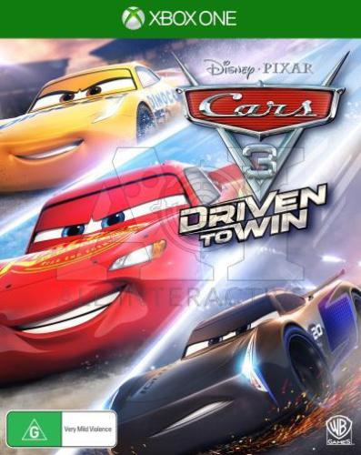 Cars 3 Driven to Win Xbox One