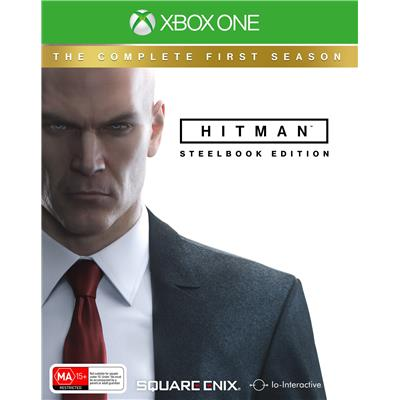HITMAN The Complete 1st Season  SteelBook Edition Xbox One